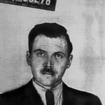 Josef Mengele [Public domain], via Wikimedia Commons