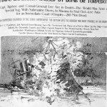 Sinking of the Maine used to incite war hysteria